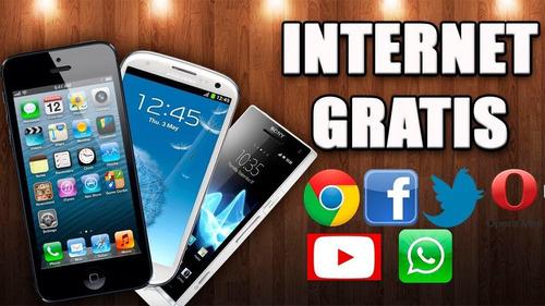 internet gratis ilimitado toda colombia