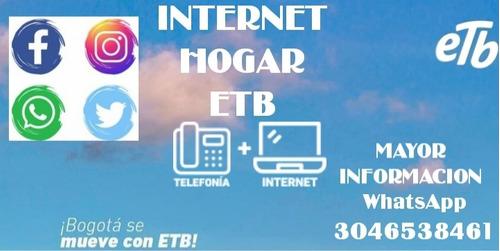 internet hogar etb