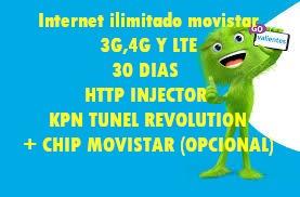 internet ilimitado movistar