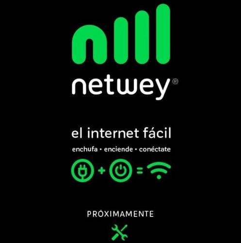 internet inalámbrico sin contratos ni plazos forzosos