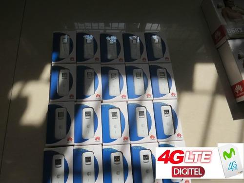 internet modem bam huawei lte 4g 3g digitel movistar tienda