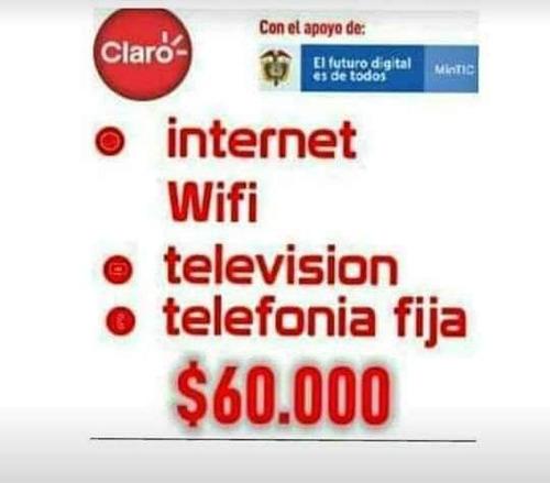 internet para tu hogar y para tu celular