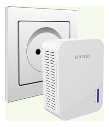 internet por la red electrica gigabit tenda p1000 4622