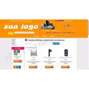 014c57b78e438 Mega Loja Virtual V12 - E-commerce Completa Responsivo 2019
