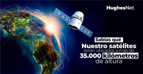 internet satelital hughesnet / cualquier parte de colombia