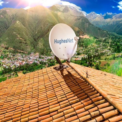 internet satelital hughesnet_instalación inmediata