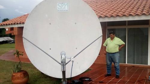 internet satelital  minas empresas fincas hoteles campamento