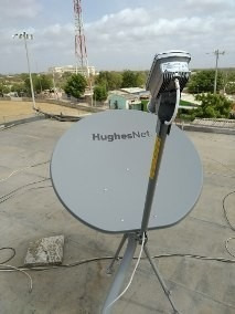 internet satelital rural