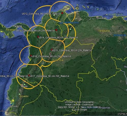 internet satelital rural, instalacion y primer  mes gratis
