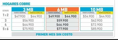 internet + telefonia