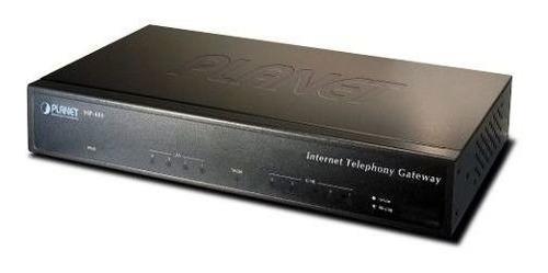 internet telephony gateway vip-480 - planet (usado)