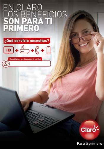 internet television y telefonia