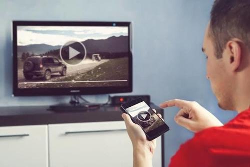 internet veloz y televisión con 90 canales en tu celular