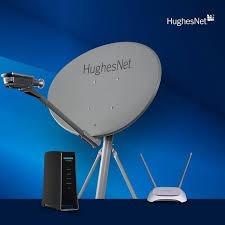 internet via satélite rural hughes net a partir $ 149,90 **
