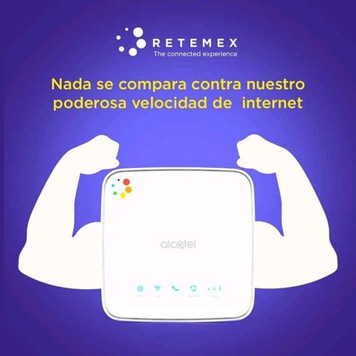 internet wifi flash - retemex