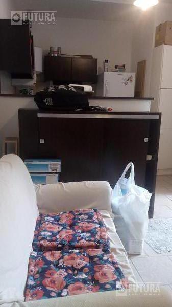 interno único de 1 dormitorio en venta - barrio belgrano - rosario