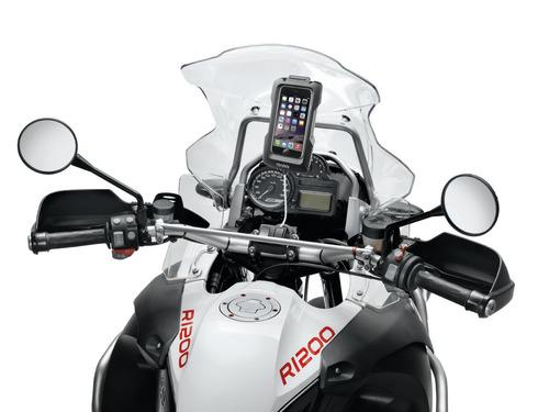 interphone suporte para moto guidão pro case iphone 6