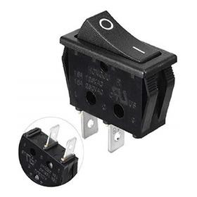 Interruptor 2 Pin 12v 16a 3a 250vc