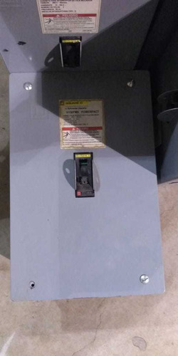 interruptor 50 amp en gabinete square d 600 v nuevo