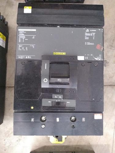 interruptor 800 amp  square d cat. ma36800 240/480v