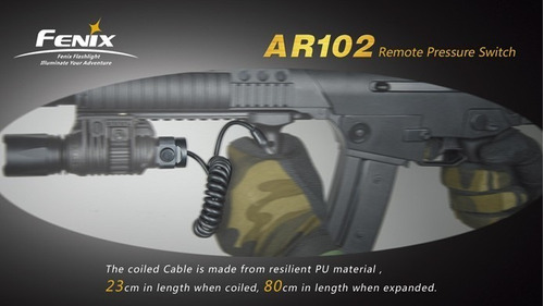 interruptor acionamento remoto fenix - aer - 01 / aer - 102
