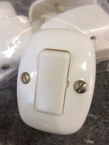 interruptor apagador sencillo simple