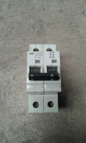 interruptor automático abb cat. s222k