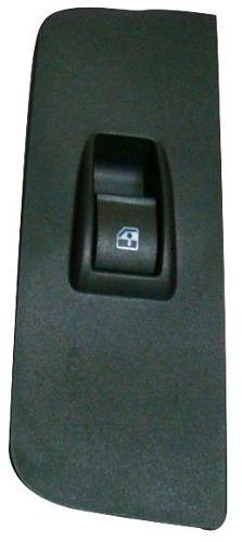 interruptor botao simples com moldura palio novo