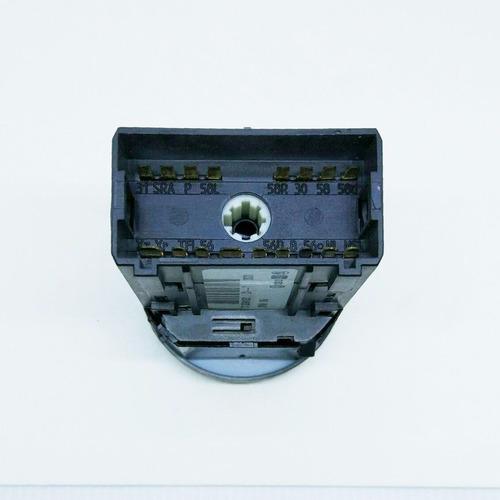 interruptor botão de farol e milha gol g3 g4 g5 original trw
