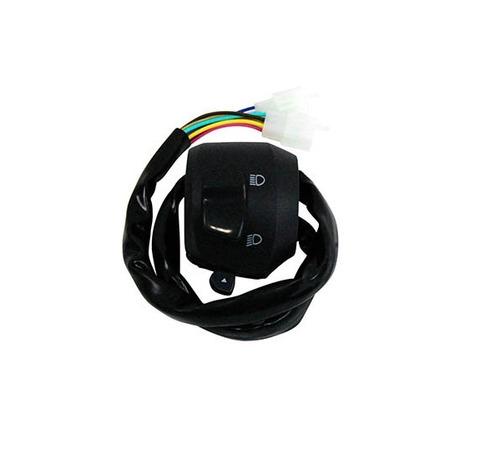 interruptor chave luz buzina pisca xtz 150 crosser 2014 2015