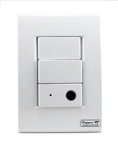 interruptor clapper modular