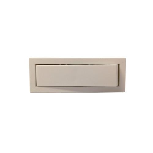 interruptor combinacion 1 mod blanco silight brava sica