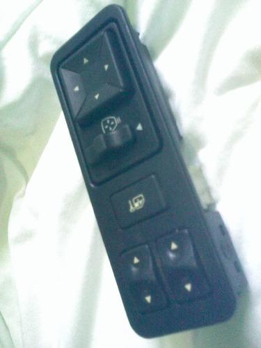 interruptor console botão chave vidro retrovisor fiat tempra