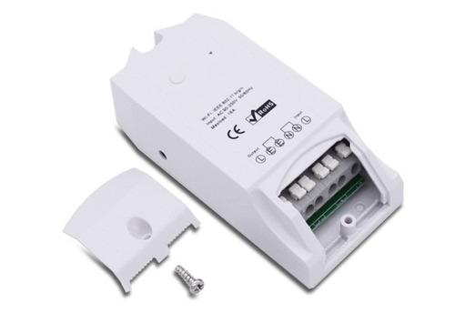 interruptor control consumo de energía internet - smartphone