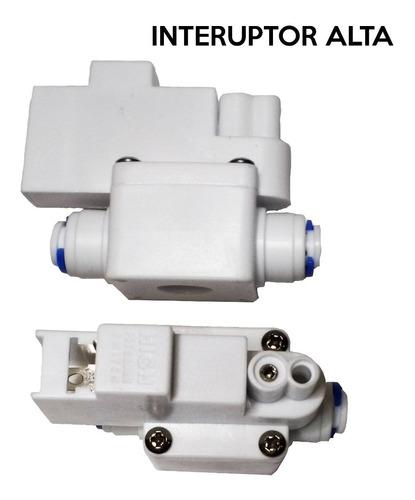 interruptor de alta presión repuesto filtro ósmosis inversa