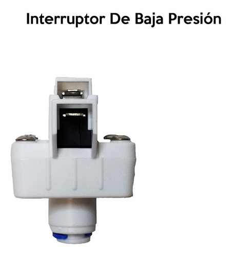 interruptor de baja presión repuesto filtro ósmosis inversa