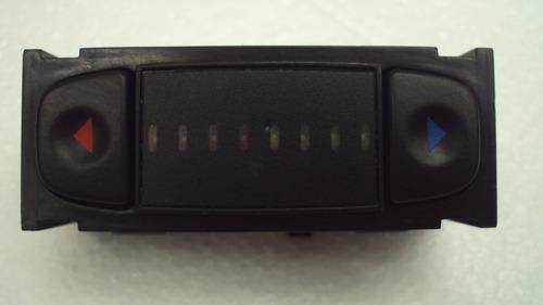 interruptor de control de a/c y calefactor 25654441 p/ buick