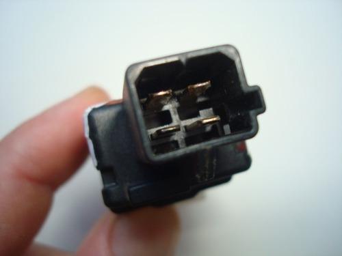 interruptor de luz de freio fiat línea - peça original
