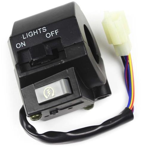 interruptor de partida yamaha crypton 105