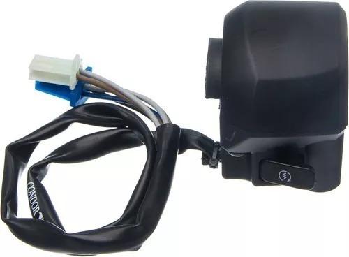 interruptor de partida ybr factor 125 e 2014 e 2015 mod ori