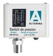 interruptor de presion kpi altas presiones danfoss