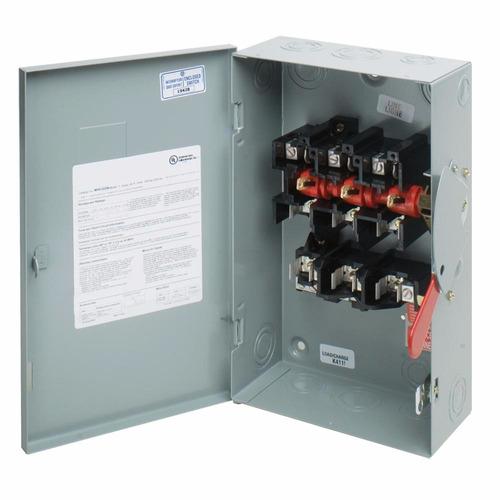 interruptor de seguridad general electric tg4322