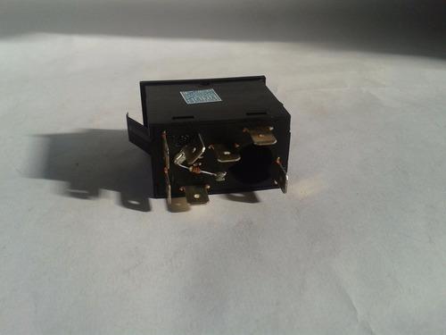 interruptor de tecla emergência ford - pisca-alerta 24v