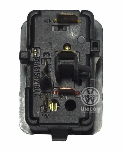 interruptor desemb vidro tras logus/ pointer orig vw