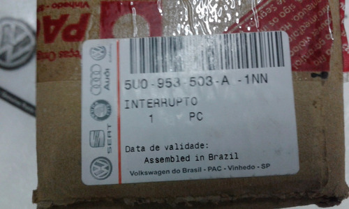 interruptor do limpador gol 2009 a 2013 5u0953503a1nn
