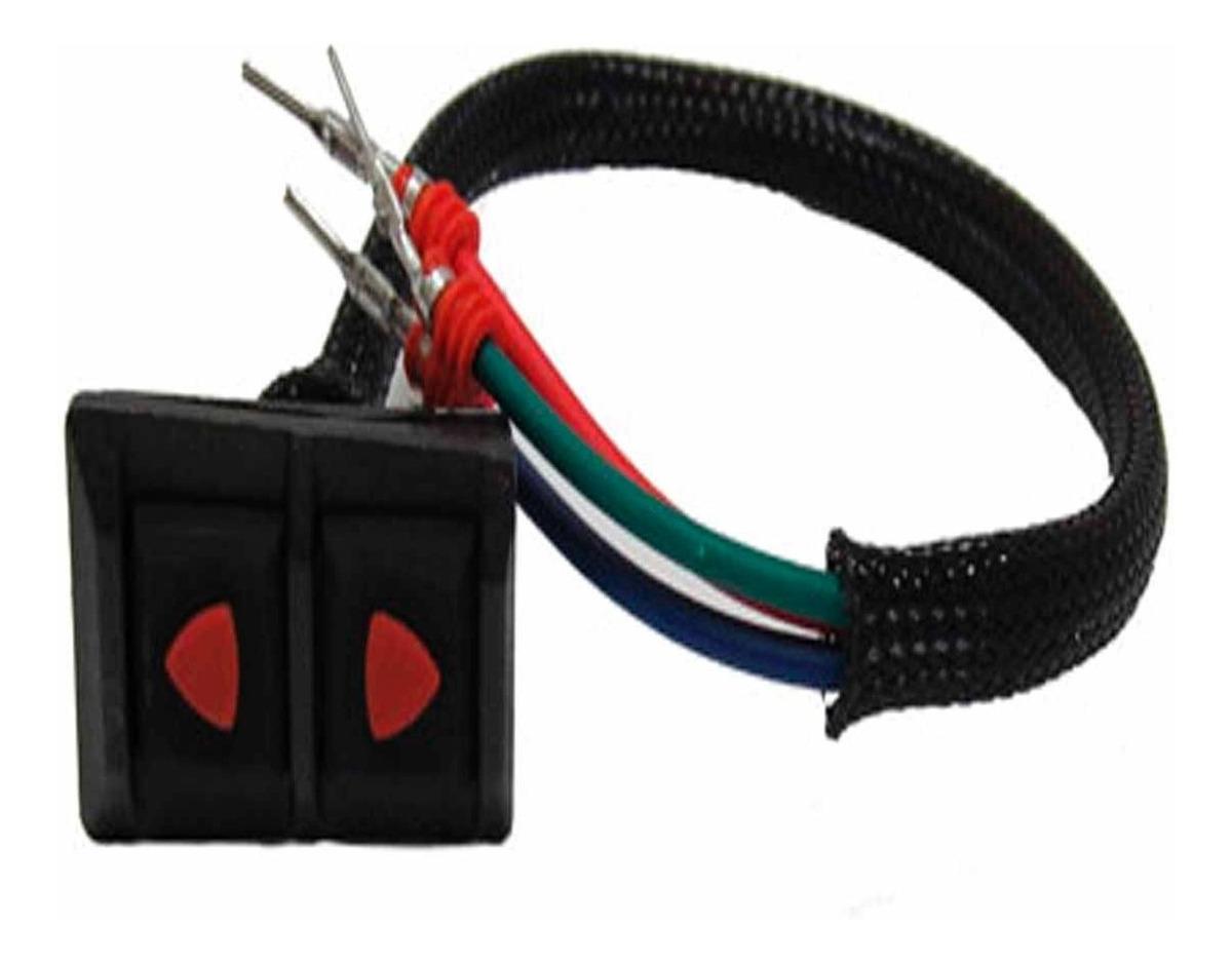 Interruptor Do Trim Motor De Popa Evinrude Etec Pn# 0586789