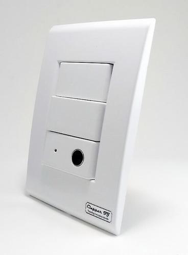 interruptor duas palmas modular