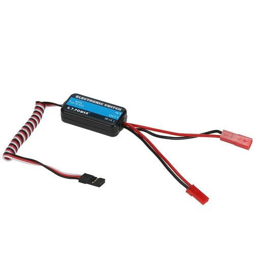 interruptor eletrônico de controle remoto para rc avião heli
