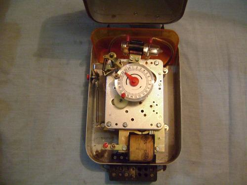 interruptor horario model sud 1x20 110/220 v 30amp 15verdee