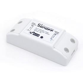 Interruptor Inalámbrico Basic Para Luz Sonoff - Domotica